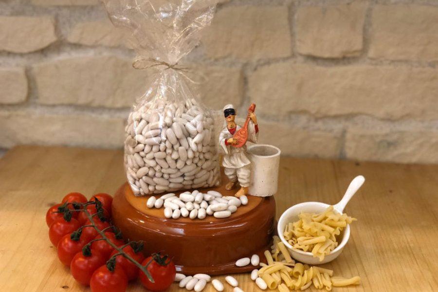 """Weiße Bohnen """"Cannellini"""" aus Campanien"""