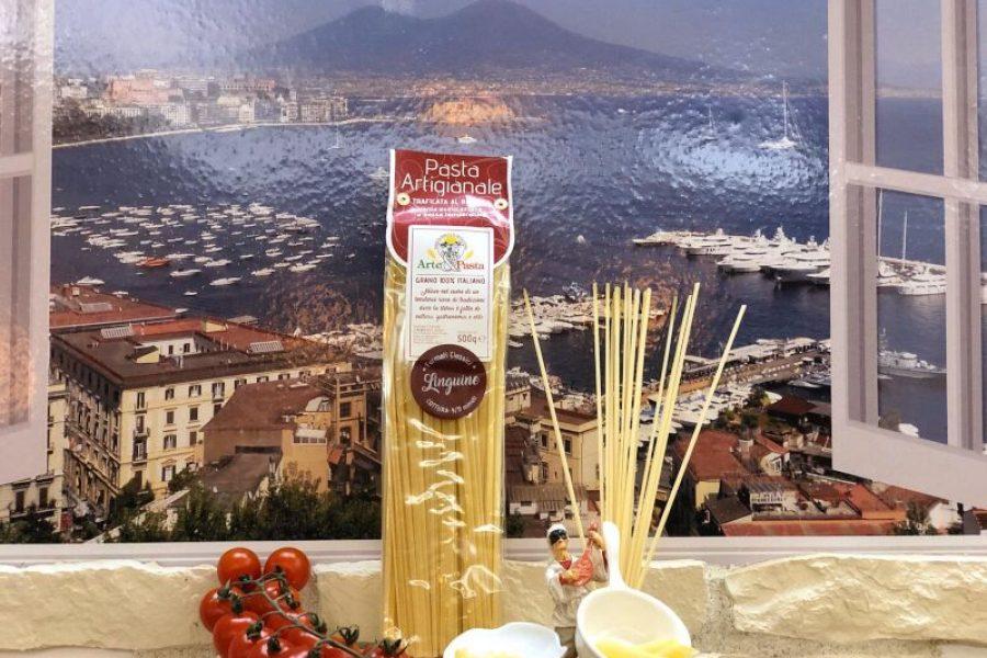 """Pasta Artigianale aus Campanien """"Linguine"""""""