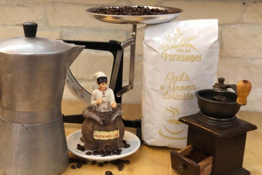 Caffé dei Partenopei in Grani