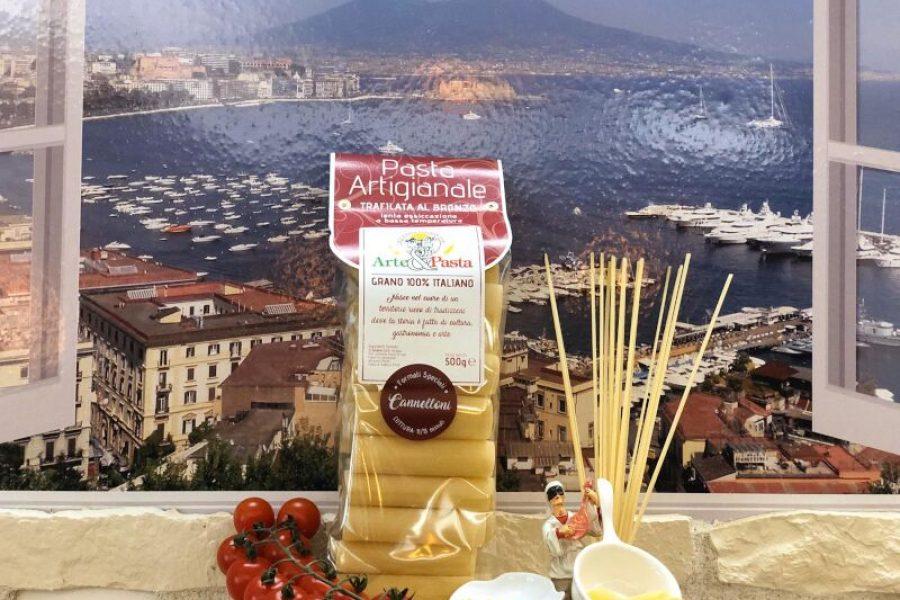 """Pasta Artigianale aus Campanien """"Cannelloni"""""""
