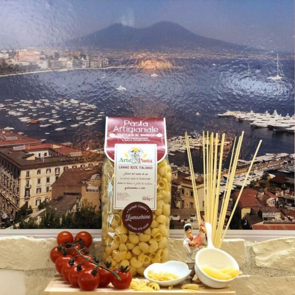 """Pasta Artigianale aus Campanien """"Lumachine"""""""